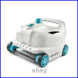 Intex 28005 ZX300 Automatic Universal Cleaner Robot For Above Ground Pools New