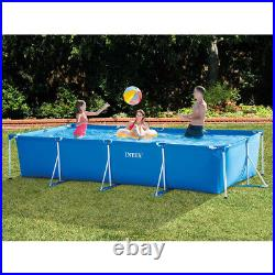 Intex 28273 Frame Above Ground Pool Rectangular 450x220x84cm