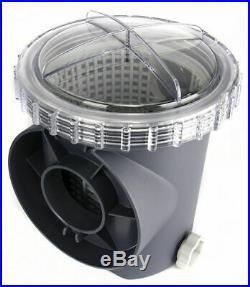 Intex 28647EG Krystal Clear 2800 GPH Above Ground Swimming Pool Sand Filter Pump