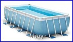 Intex 4m x 2m x 1m Rectangular Frame Above Ground Swimming Pool 26776 MODEL 2019