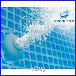 Intex 4m x 2m x 1m Rectangular Frame Above Ground Swimming Pool #26788