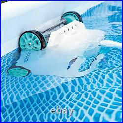 Intex Above Ground Pool Cleaner Robot Vacuum+21 Ft Hose+Wall-Mounted+Filter Sand