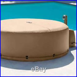 Intex Energy Efficient Spa Cover Cloth Sheet Protector Tub Accessory 28523