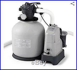 Intex Krystal Clear 2650 GPH Saltwater System & Sand Filter Pump Pool Set Parts