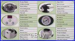 Intex Krystal Clear 2800 GPH Swimming Pool Sand Filter Pump #26648