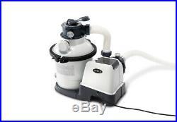 Intex Krystal Clear Sandfilter System 4 M ³ 26644GS