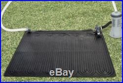 Intex Solar Panel Swimming Pool Heating Mat Hot Water Energy Sun Heater 28685