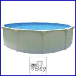 KWAD Swimming Pool Supreme Round 4.6x1.32m Above Ground Water Play Centre