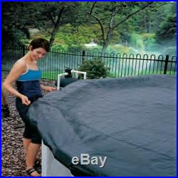 Leafstop Pool Cover 7.3 x 3.6m aboveground RECTANGULAR, INTEX, BESTWAY SPLASHER