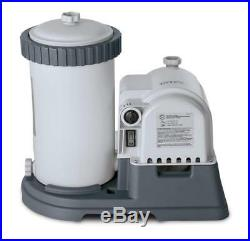 NEW Filter Pump for Above Ground Pools Powerful Motor 2500 GPH 10-120V GFCI