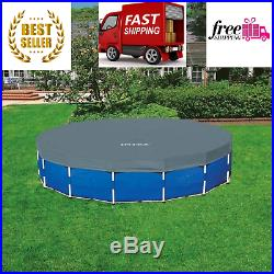 NEW Intex 15ft X 48in Prism Frame Above Ground Pool Set Super Fast Delivery