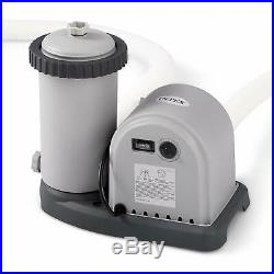 NEW Powerful Motor Filter Pump for Above Ground Pools 1500 GPH 10-120V GFCI