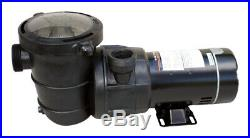 NEW RELIABLE REPLACEMENT 1 1/2 hp PUMP for ABOVE GROUND SWIMMING POOLS
