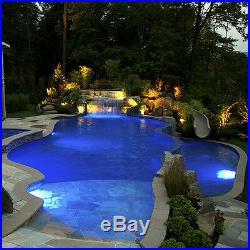 NEW Swimming Pool LED Light RGB Above Ground / Vinyl Bright Multi Colour