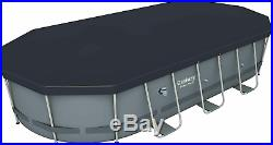 New Bestway 18' X 9'X 48 Frame Above Ground Swimming Pool set (READY TO SHIP)