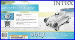 New Intex Above Ground Swimming Pool Automatic Vacuum Cleaner 28001E