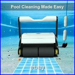 PAXCESS Automatic Pool Cleaner Robotic In-Ground/Above Ground Wall Climbing