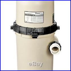 Pentair Clean & Clear RP Low Force Quick Connect Pool Cartridge Filter 160355