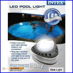 Pool Party Light Led Underwater Swimming Lighting Accessories Intex Above Ground