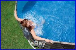 Pool above Ground Bestway 56719 Oval 610x366x122 cm Send Mail x Discount