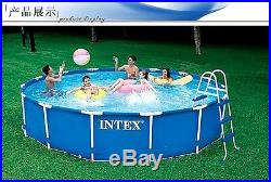 Pool swimming Intex above ground frame bracket Deluxe Set, PVC, 549 x 122cm