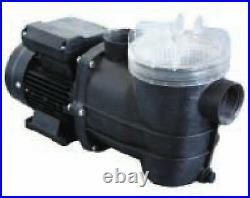 Pumps for swimming pool / pond / spa / hot tub