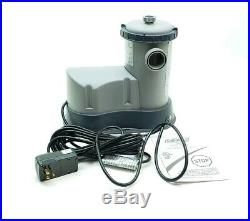 Replacement Electric Coleman 1500 Gallon Swimming Pool Pump Motor Complete