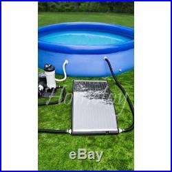 Solar Panel Swimming Pool Heater Water Heater Sun Power Heating Energy Saving