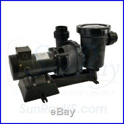 SunRay Leaf Trap Pump Base Above Ground Pond DC 0.5HP Solar Swimming Pool Pump