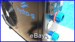 Swimming Pool Water Heating Air Source Heat Pump Type 3
