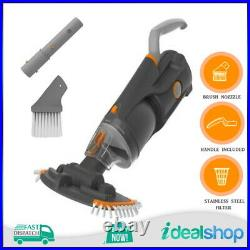 Vektro Z200 Pool & Spa Cleaner, Above & Below Ground Pool Cleaner All Surfaces