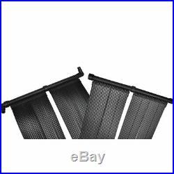 VidaXL Solar Pool Heater Panel 6200x750mm Hot Water Heating Machine Sun Energy