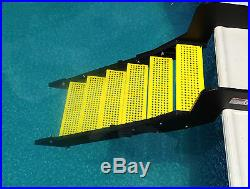 WAG Dog Boarding Steps for Above-Ground Pools (vs  Ladders