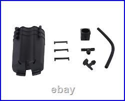 Whitefurze Rainwater Garden Water Butt Kit With Stand Diverter & Tap 100L-250L