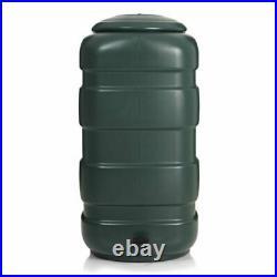 Whitefurze Rainwater Garden Water Butt Kit With Stand Diverter & Tap 250L